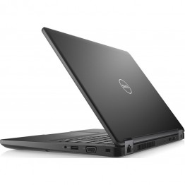Laptop Dell Latitude 5490, 14 Inch FullHD, Intel Core I5-8350U, 16 GB DDR4, 512 GB SSD, Intel UHD 620, Windows 10 Pro, Negru